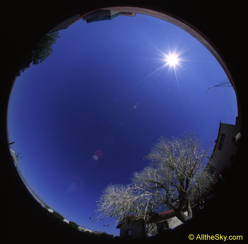Der Blaue Himmel