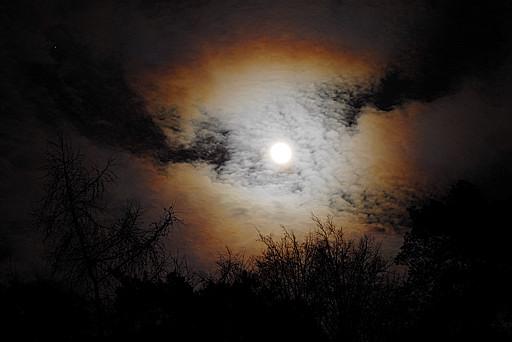 Luna y Aureola - Atm&#...