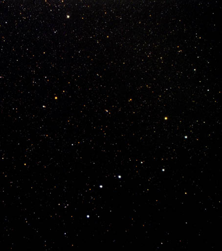 Ursa Major and Ursa Minor - Various - Digital Images of the Sky