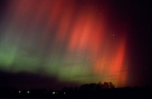 Aurora Boreal del 6 de abril de 2000